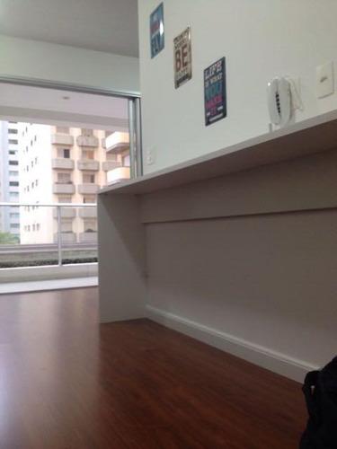 apartamento residencial à venda, brooklin novo, são paulo. - ap0013