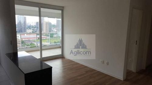 apartamento residencial à venda, brooklin novo, são paulo. - ap0018