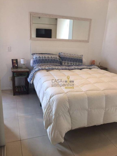 apartamento residencial à venda, brooklin paulista, são paulo. - ap5111