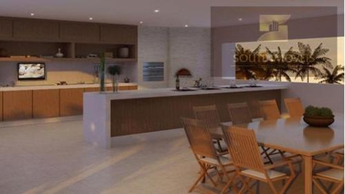 apartamento residencial à venda, brooklin paulista, são paulo. - codigo: ap2302 - ap2302