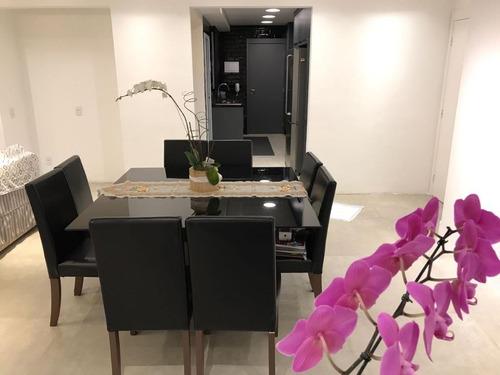 apartamento residencial à venda, brooklin, são paulo. - ap0016
