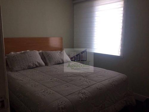 apartamento residencial à venda, brooklin, são paulo. - ap0036