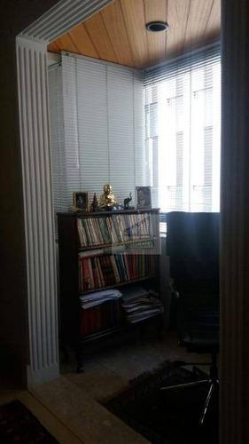 apartamento residencial à venda, brooklin, são paulo. - ap0056