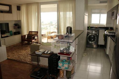 apartamento residencial à venda, brooklin, são paulo. - ap0073