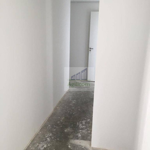 apartamento residencial à venda, brooklin, são paulo. - ap0089