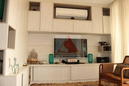 apartamento residencial à venda, brooklin, são paulo. - ap15803
