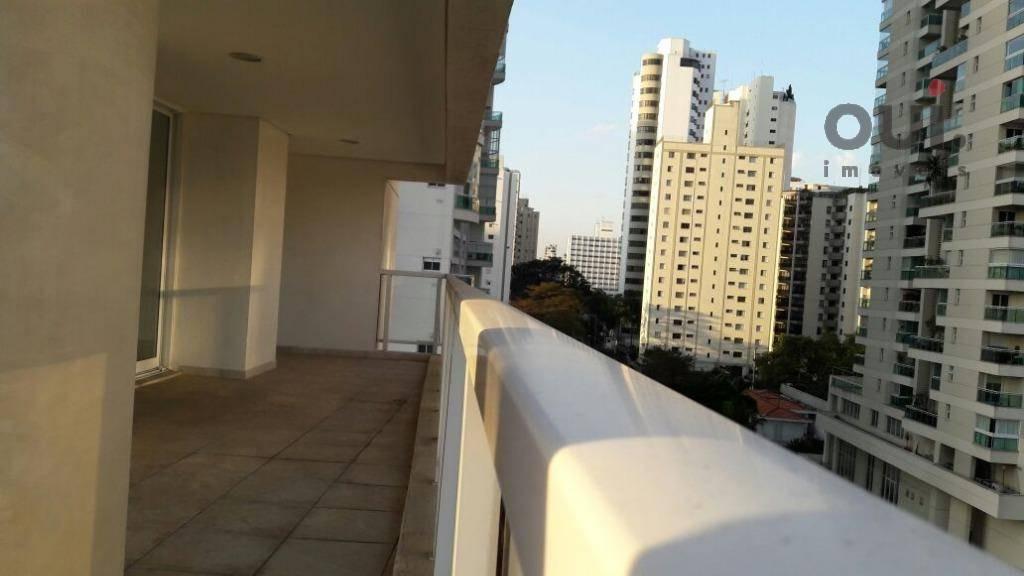 apartamento residencial à venda, brooklin, são paulo. - ap3510