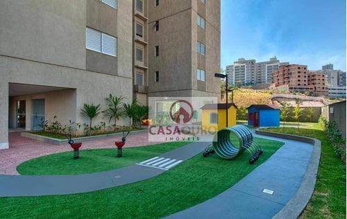 apartamento residencial à venda, buritis, belo horizonte. - ap0556