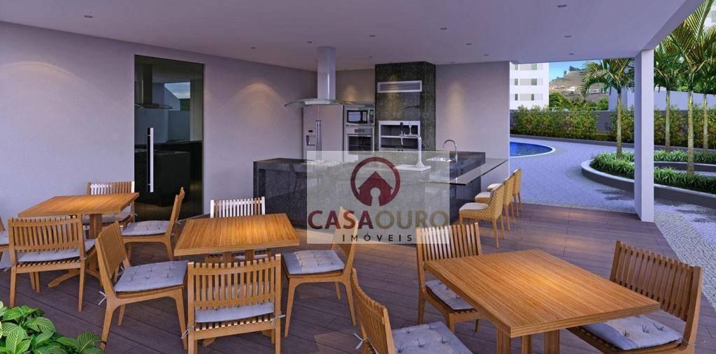 apartamento residencial à venda, buritis, belo horizonte. - ap0557