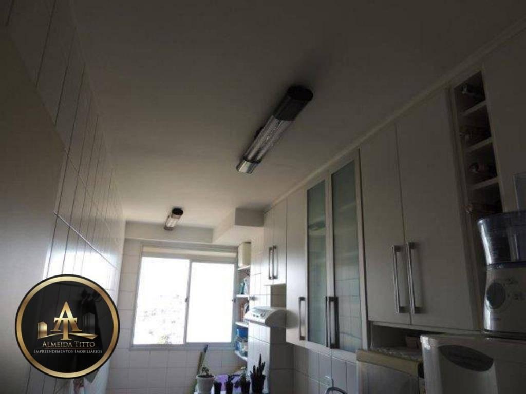 apartamento residencial à venda, bussocaba, osasco. - ap1089