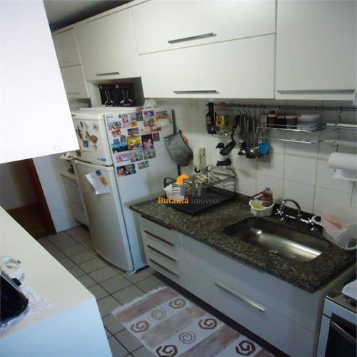 apartamento residencial à venda, butantã, são paulo - ap2761. - ap2761