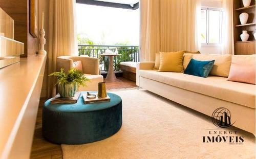 apartamento residencial à venda, butantã, são paulo. - ap3488