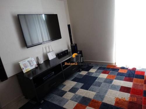 apartamento residencial à venda, butantã, são paulo. - ap5216