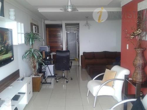 apartamento residencial à venda, cabo branco, joão pessoa - ap2035. - ap2035