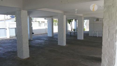 apartamento residencial à venda, cabo branco, joão pessoa. - ap3625