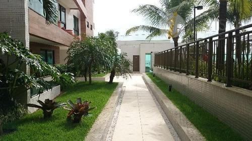 apartamento residencial à venda, cabo branco, joão pessoa - ap4439. - ap4439