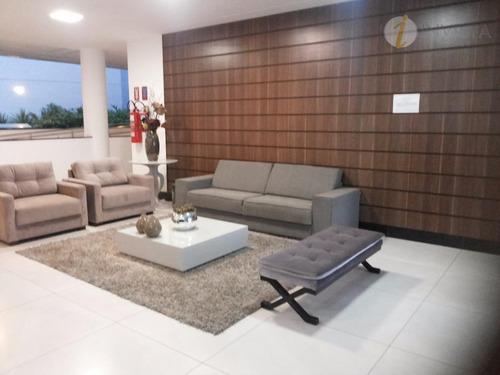 apartamento residencial à venda, cabo branco, joão pessoa - ap4487. - ap4487