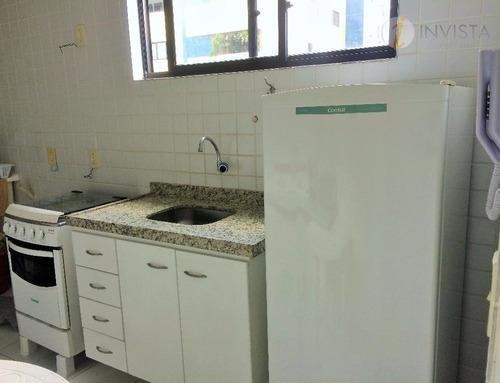 apartamento residencial à venda, cabo branco, joão pessoa. - ap5004
