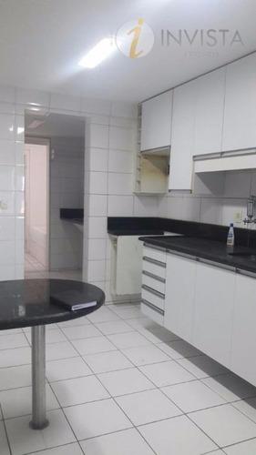 apartamento residencial à venda, cabo branco, joão pessoa - ap5069. - ap5069