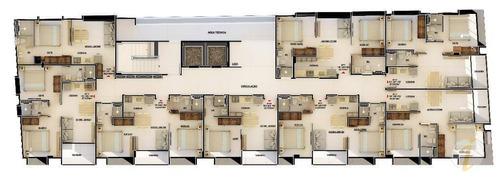 apartamento residencial à venda, cabo branco, joão pessoa. - ap6188