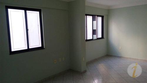 apartamento residencial à venda, cabo branco, joão pessoa. - ap6225