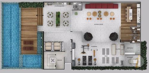 apartamento residencial à venda, cabo branco, joão pessoa. - ap6289