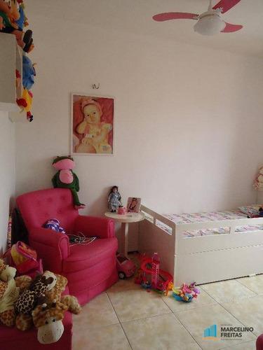 apartamento residencial à venda, cachoeirinha, fortaleza - ap2756. - ap2756