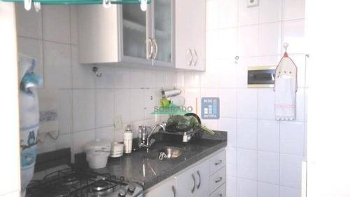 apartamento residencial à venda, calafate, belo horizonte. - ap0005