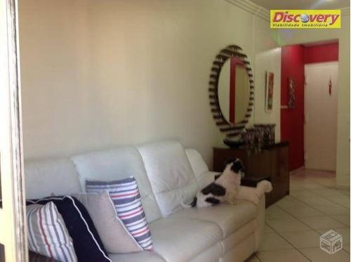 apartamento  residencial à venda, camargos, guarulhos. - ap0117