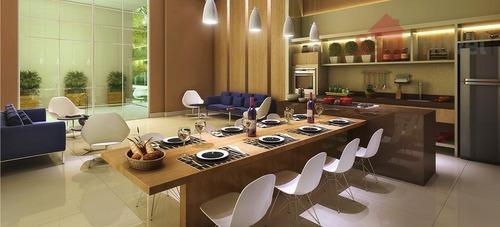apartamento  residencial à venda, cambeba, fortaleza. - ap0161