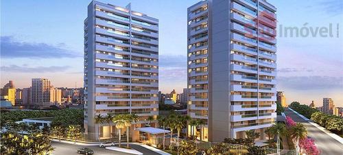 apartamento  residencial à venda, cambeba, fortaleza. - ap0162