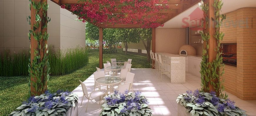 apartamento  residencial à venda, cambeba, fortaleza. - ap0166