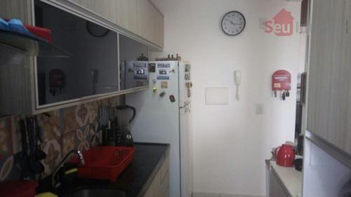 apartamento residencial à venda, cambeba, fortaleza. - ap0991