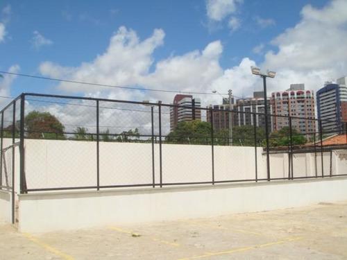 apartamento residencial à venda, cambeba, fortaleza. - ap3429