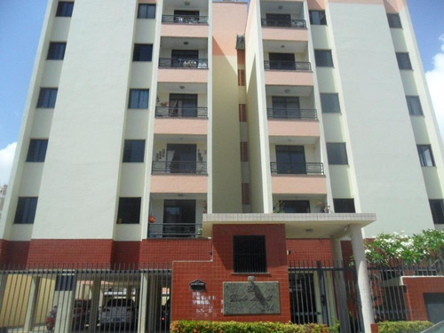 apartamento residencial à venda, cambeba, fortaleza. - ap3455