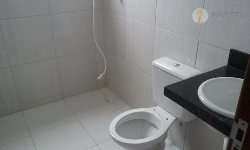 apartamento residencial à venda, camboinha, cabedelo - ap4942. - ap4942