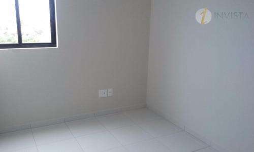apartamento residencial à venda, camboinha, cabedelo - ap4947. - ap4947