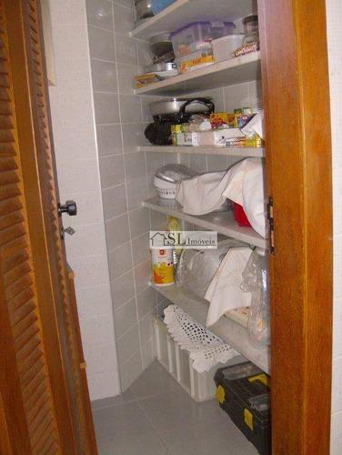 apartamento residencial à venda, cambuí, campinas. - ap0004