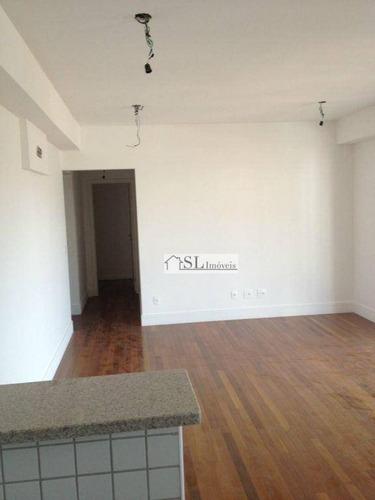apartamento  residencial à venda, cambuí, campinas. - ap0116