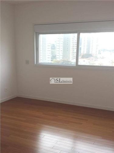 apartamento  residencial à venda, cambuí, campinas. - ap0120