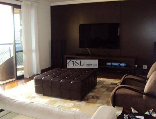 apartamento residencial à venda, cambuí, campinas - ap0131. - ap0131