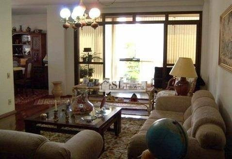 apartamento residencial à venda, cambuí, campinas - ap0272. - ap0272