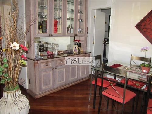apartamento residencial à venda, cambuí, campinas - ap0275. - ap0275