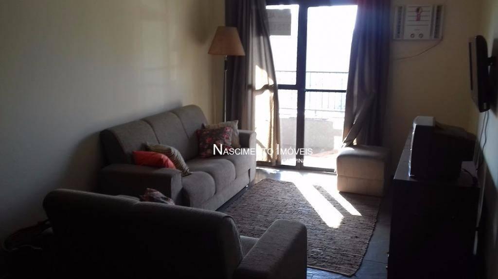 apartamento residencial à venda, cambuí, campinas. - ap0368