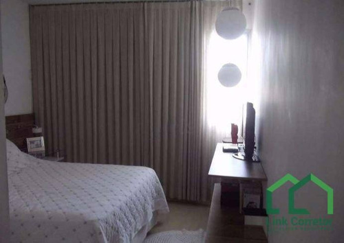 apartamento residencial à venda, cambuí, campinas. - ap0740