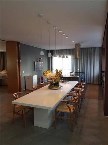 apartamento residencial à venda, cambuí, campinas. - ap16791