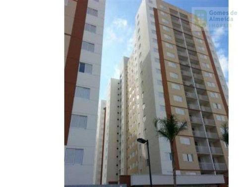 apartamento residencial à venda, campestre, santo andré - ap1414. - ap1414