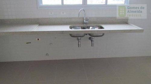apartamento residencial à venda, campestre, santo andré - ap1532. - ap1532