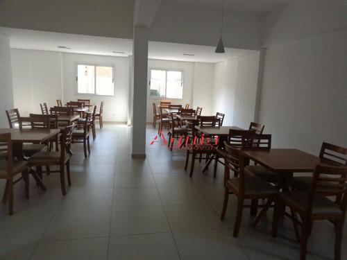 apartamento residencial à venda, campestre, santo andré - ap1549. - ap1549