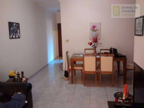 apartamento residencial à venda, campestre, santo andré - ap1635. - ap1635